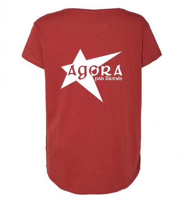 camiseta AGORA País Llionés