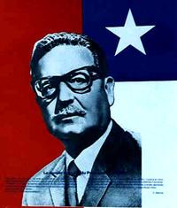 Resultado de imagen de fotos de Salvador Allende