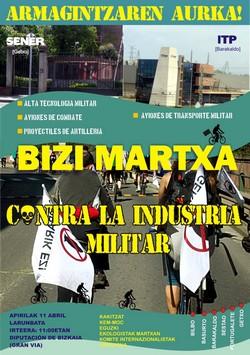 Marcha antimilitar