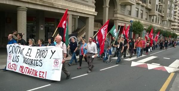 Ezkerraldea marcha