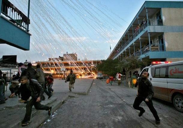 Bombardean colegio (Para difundir)