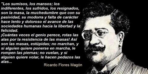 la palabra es arma_Flores Magon