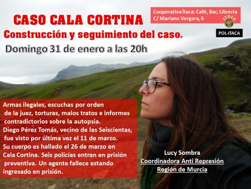 Cala Cortina en Itaca
