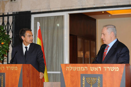 Netanyahu y ZP