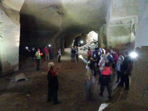 En El Interior De La Cueva Cantera