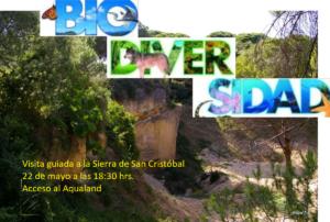 Visita A La Sierra San Cristóbal, 22 Mayo