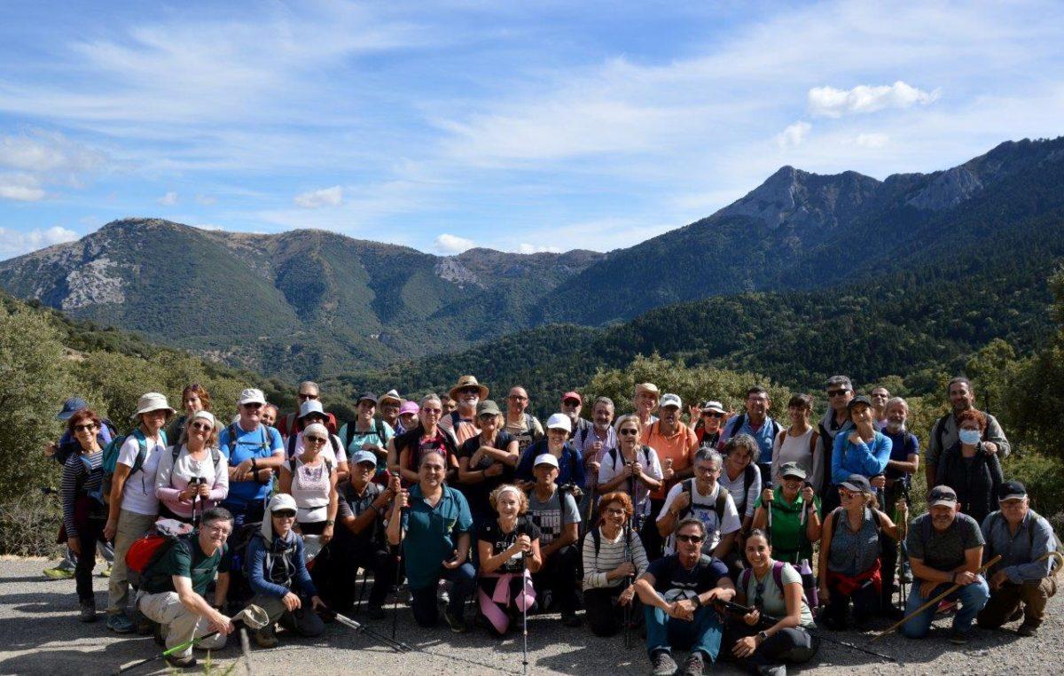 Reiniciamos el programa de senderismo con una ruta a través de El Pinsapar