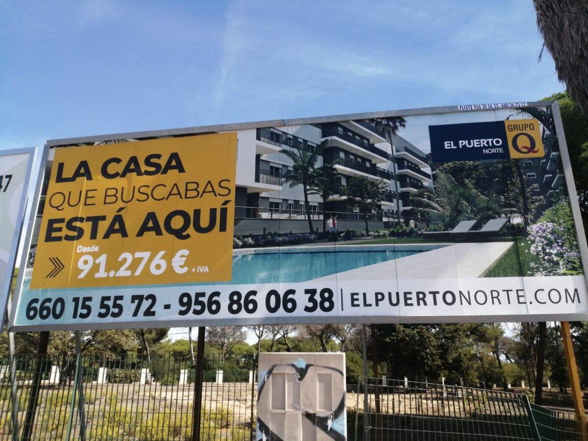 El «Grupo Q» traslada la construcción de las viviendas del Rancho Linares a Bahía Alta