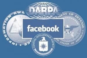 FaceBook = DARPA, CIA, IAO, DDUsa