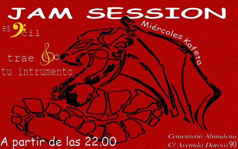 Miércoles de Jam Session