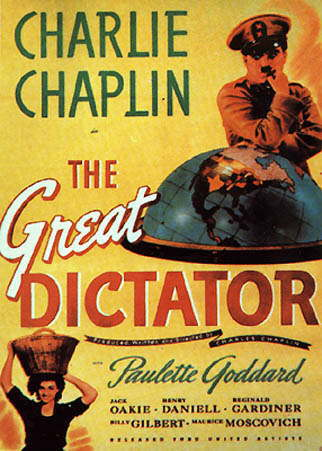 The Great Dictator (El gran dictador) (1940)