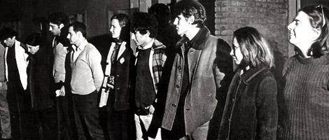 """Masacre de Trelew LA """"VIDA"""" DESPUES TRELEW – Mas de 40 años de lucha por la Justicia."""