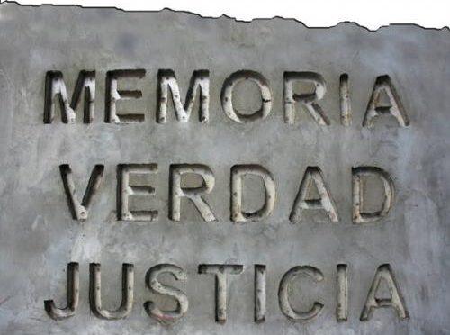16 de Marzo 2020  Boletín Nº 206 de la CEAM- Mes de la Memoria Verdad Justicia
