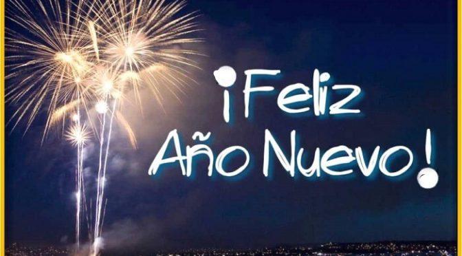 1º de Enero 2019  Boletín Nª 177 de la CEAM- ¡¡FELIZ AÑO NUEVO!!