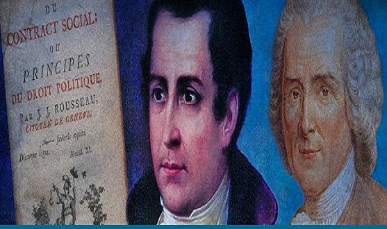 1º de Junio Boletín 187 de la CEAM-Mariano Moreno, tradujo «El contrato Social» de JJRousseau