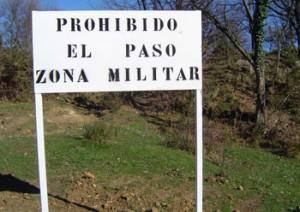 Eremu militarra