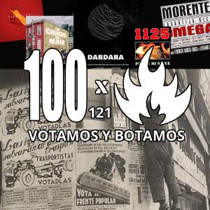 100FUEGOS X 121