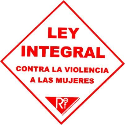 Ley Integral contra la violencia a las mujeres