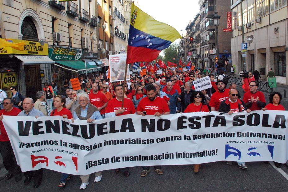Plataforma Bolivariana de Madrid